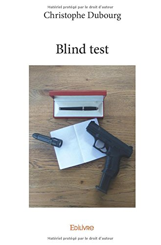Christophe DUBOURG - Blind test