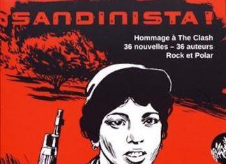 Jean-Noel LEVAVASSEUR - Sandinista The Clash