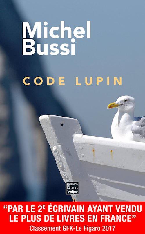 Michel BUSSI - Code Lupin