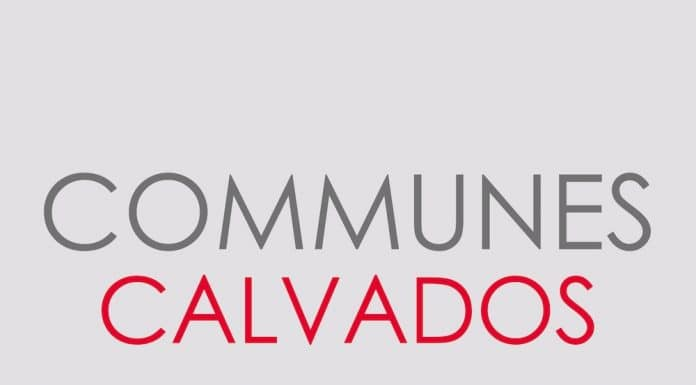 Communes CALVADOS