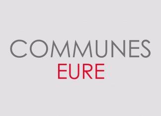 Communes Eure