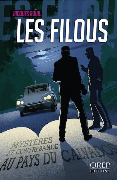Jacques ROUIL - Les filous