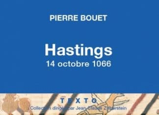 Pierre BOUET - Hastings - 14 octobre 1066