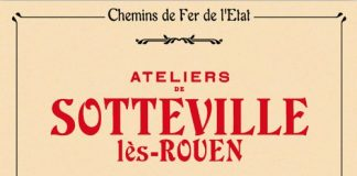 Les ateliers de Sotteville-les-Rouen