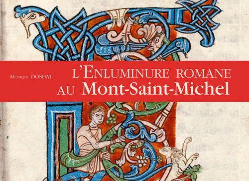 Enluminure romane au Mont-Saint-Michel