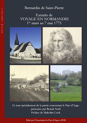 Bernardin de Saint-Pierre - Extraits de Voyage en Normandie - 1er Mars au 7 Mai 1775