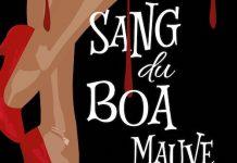 Bruno AMATO - Le sang du Boa mauve