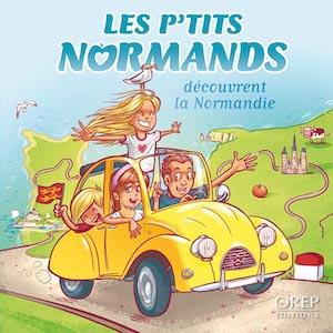Les Ptits Normands decouvrent la Normandie -