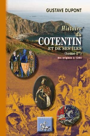 Gustave DUPONT - Histoire Cotentin et iles - 1