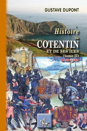 Gustave DUPONT - Histoire Cotentin et iles - 2