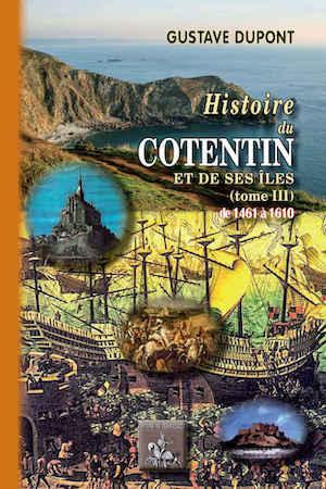 Gustave DUPONT - Histoire Cotentin et iles - 3