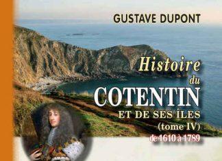 Gustave DUPONT - Histoire Cotentin et iles - 4